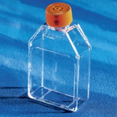 Corning #430639 25cm² Rectangular Canted Neck Cell Culture Flask with Vent Cap, 20/pack, 200 flasks/case