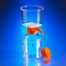 Corning #431097 500mL Vacuum Filter/Storage Bottle System, 0.22µm Pore 40cm² PES Membrane, 12 systems/case