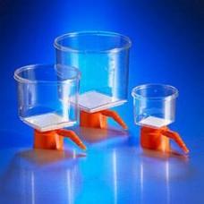 Corning #431161 150mL Bottle Top Vacuum Filter, 0.22µm Pore 18cm² PES Membrane, Fits 45mm Diameter Necks, 48 filters/case